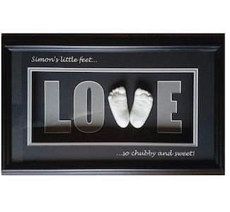 Love shadow box two feet