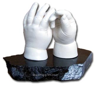 Baby LifeCast Statue