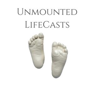 unmounted lifecasts
