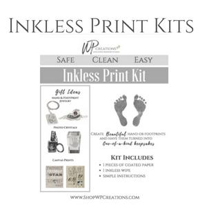 Inkless DIY Hand/Footprint Kits 1
