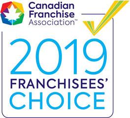 2019 Franchisees Choice Award