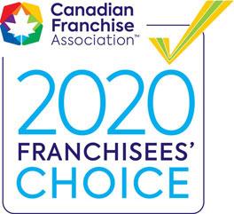 2020 Franchisees Choice Award